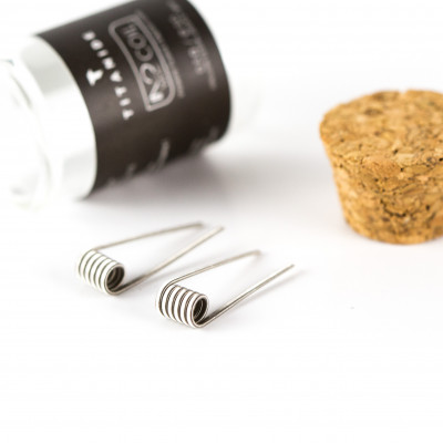 """Ino Coil """"Fused Clapton 3mm"""""""